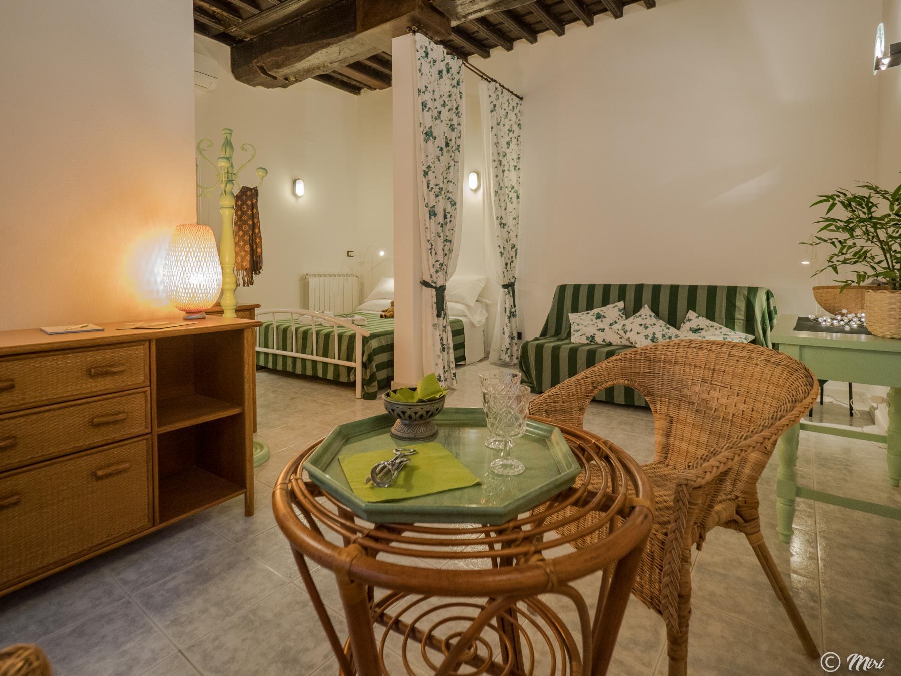 Bacin Der Caste' Apartment