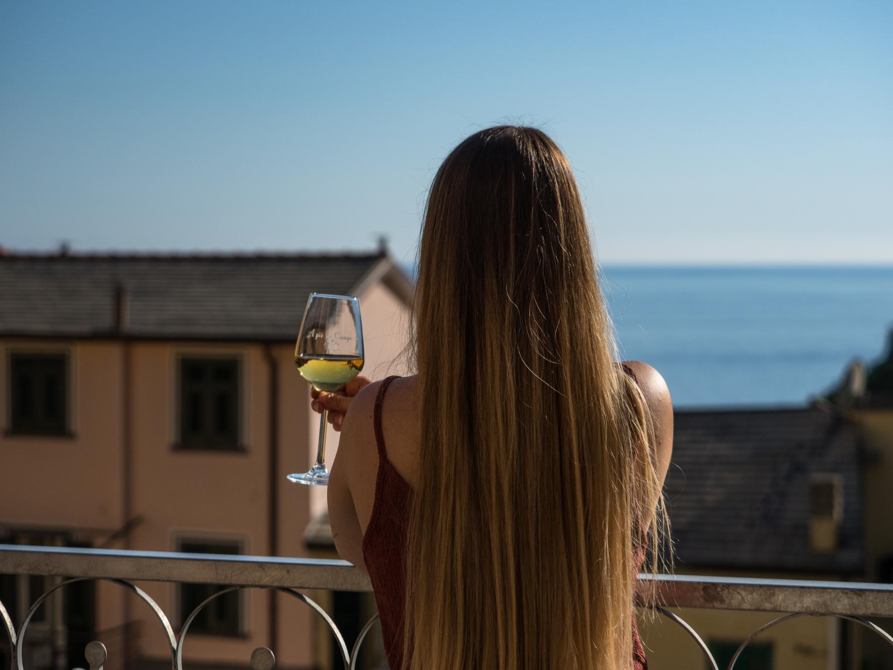La Pavona Sea View Villa with AC and Garden