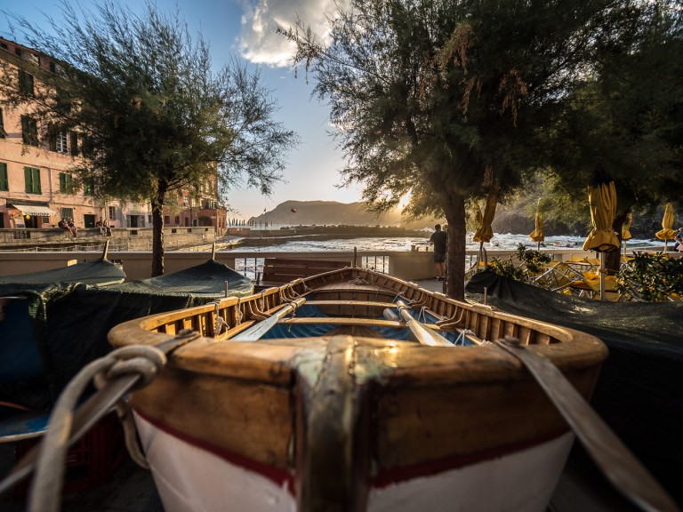 <p>How to travel to the 5 Terre </p>