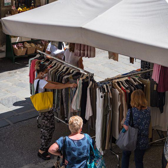 Mazzi – Street Market Fashion