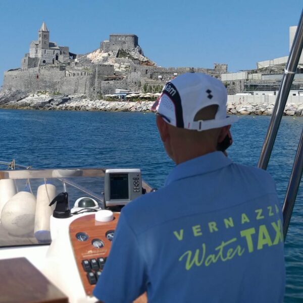 Vernazza Water Taxi
