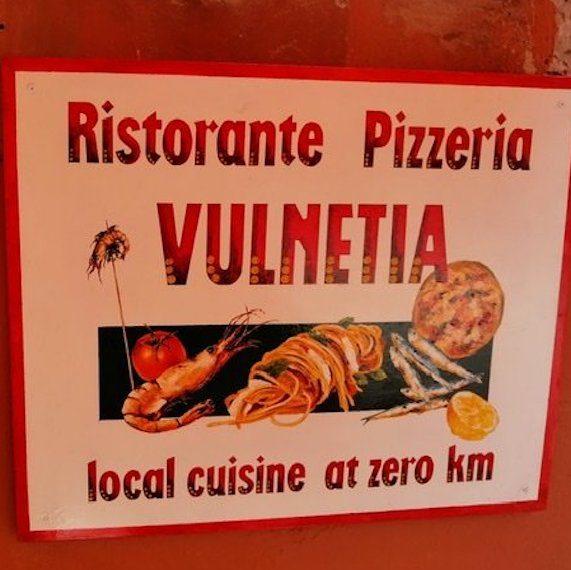 Vulnetia Km 0 – Restaurant and Pizzeria