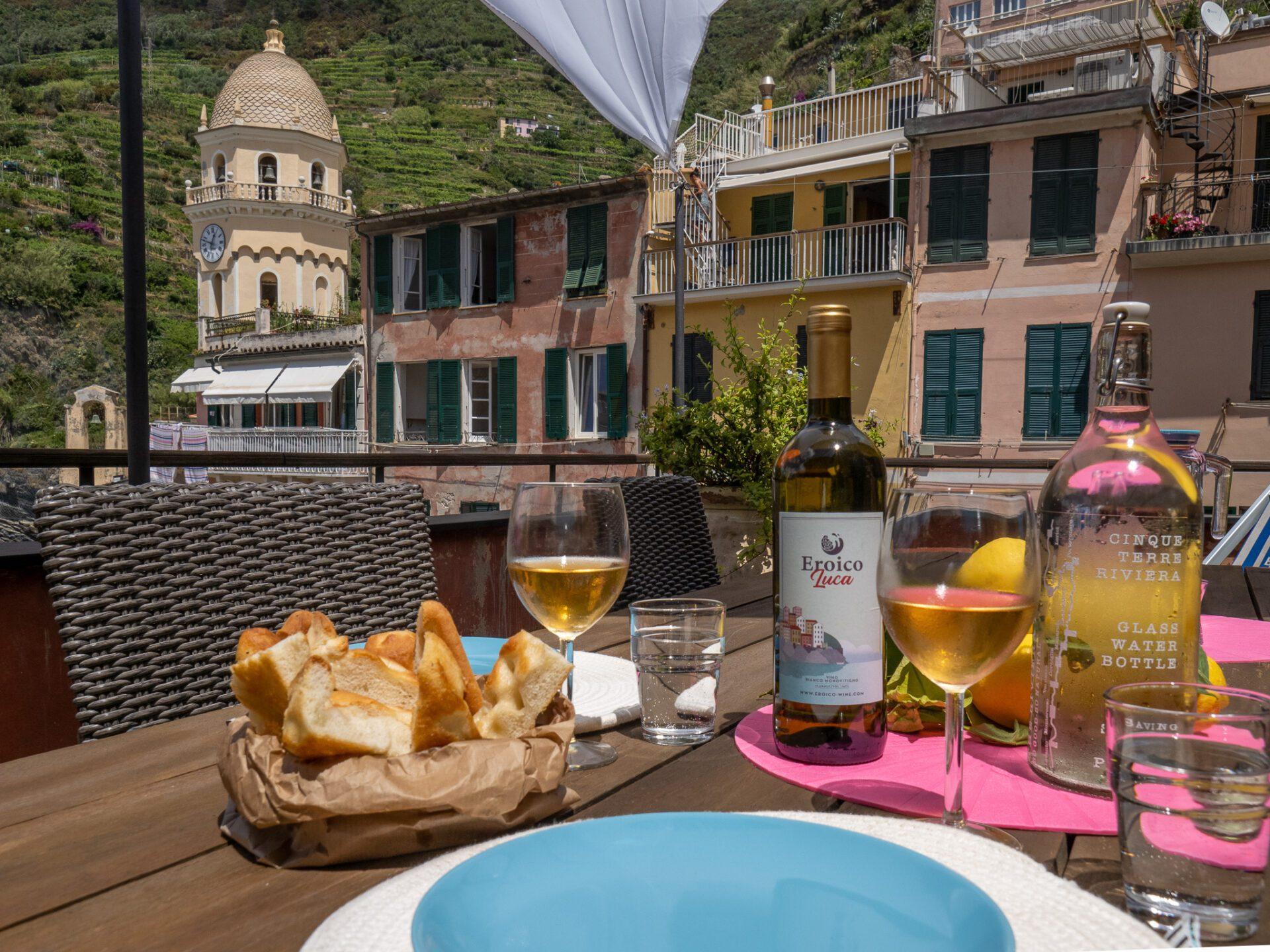 La Casa dell'Eroico Vino Exclusive Terrace